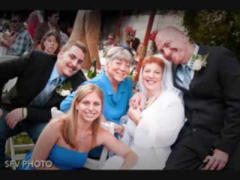 San fernando valley Photography presents Debbie and Allen Wedding in La Crescenta California  5dmk2