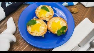 Миндально-персиковый десерт | Первое, второе, третье