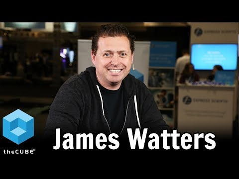 James Watters, Pivotal   Cloud Foundry Summit 2017