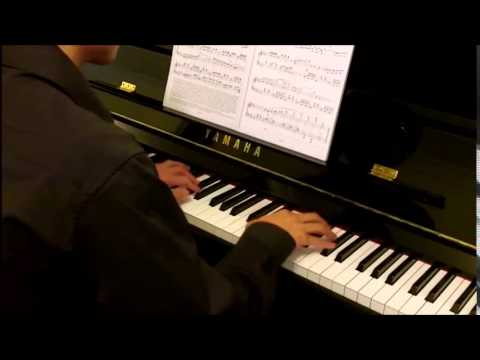 ABRSM Piano 2015-2016 Grade 7 C:3 C3 Shostakovich Prelude in D Flat Op.34 No.15 by Alan