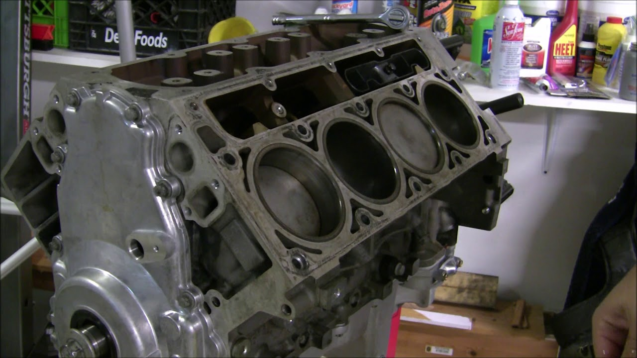 5 3 Part 7 - lifter and valley cover install