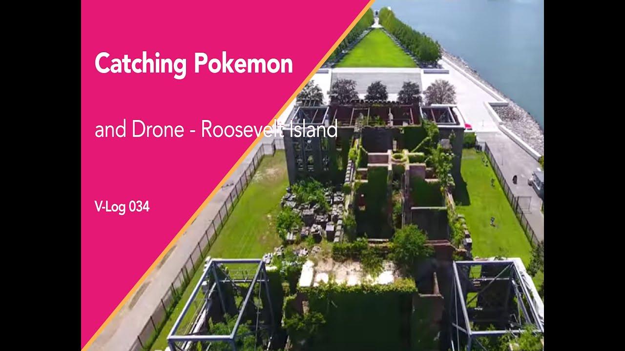 Roosevelt Islander Online: Fantastic Roosevelt Island Aerial
