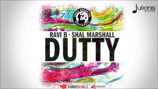 "Ravi B & Shal Marshall - Dutty ""2016 Soca"" (GBM)(Trinidad)"