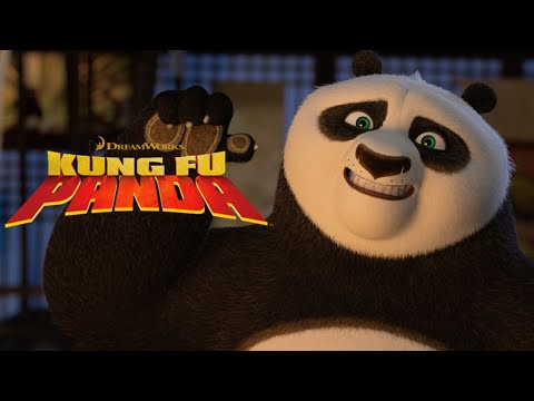 What's In My Bag  NEW KUNG FU PANDA