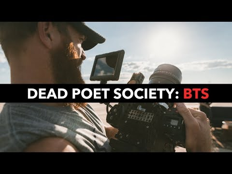 Dead Poet Society Music Video - Behind The Scenes