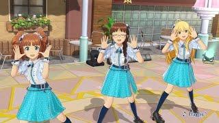 PS4「アイドルマスター プラチナスターズ」「Happy!」プレイ動画