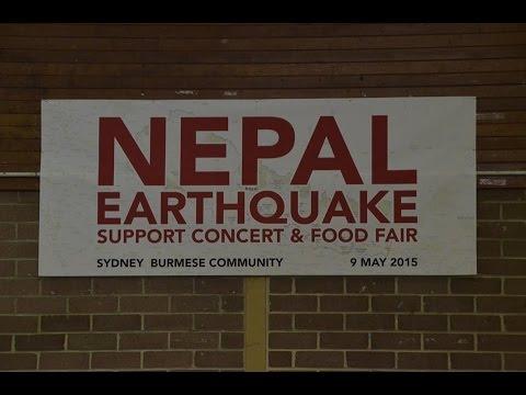 Nepal EarthQuake Support Concert & Food Fair (Sydney 09-05-2015)