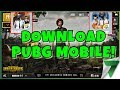 HOW TO DOWNLOAD & PLAY PUBG MOBILE CHINESE VERSION! | PlayerUnknown's Battlegrounds Mobile