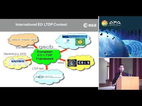 SCIDIP-ES: preservation infrastructure