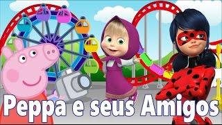 Peppa Pig e seus Amigos na Roda Gigante