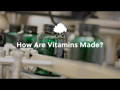 how-are-vitamins-made?
