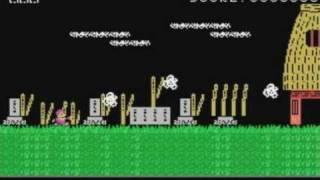 [MSX] Ghost House 妖怪屋敷 -Walkthrough