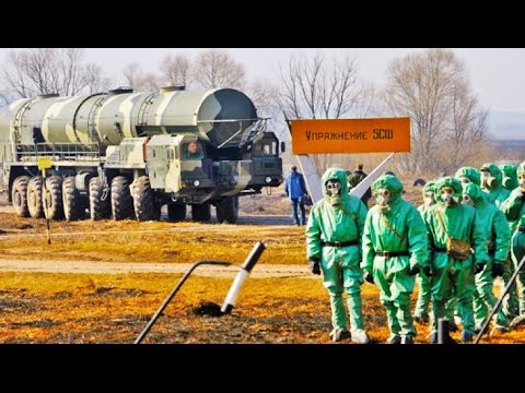 12 Unbelievable Russian Military Technologies and Training