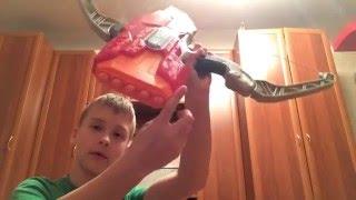 видео Мега-лук со стрелами NERF A6276