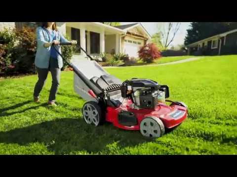 Meet The PowerSmart DB2321S/DB2322S Lawn Mower