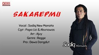 Download Lagu SODIQ NEW MONATA - SAK KAREPMU ( OFFICIAL VIDEO LIRIK )