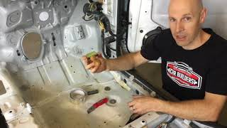 What is the difference between sound deadening materials and how do I install sound deadener?