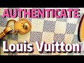 HOW to authenticate a LOUIS VUITTON - Neverfull GM