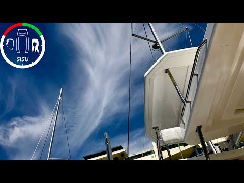 #15 Final call! Leopard Catamaran Sales Process | Sailing Sisu in Cape Town (Delos) South Africa