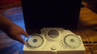 circuit bent kawasaki dj mixer - Bass Drone Module