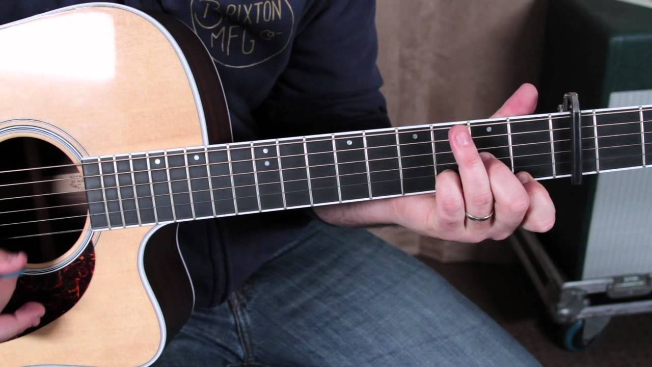 Adele Turning Tables Easy Acoustic Songs Guitar Lessons