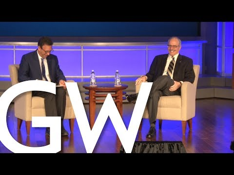President LeBlanc Live | A Global, Livestreamed Conversation with GW's New President