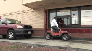 Power Wheel Drive Thru