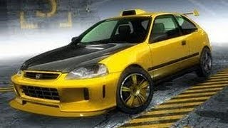 Need for Speed: ProStreet Gameplay PS2