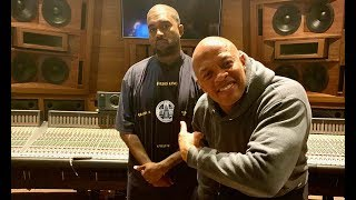 Kanye West and Dr Dre Announce #39Jesus Is King Part II#39