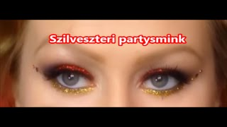 Szilveszteri partysmink a Paese Cosmetics alapozójával és BoarLine ecsettel Thumbnail