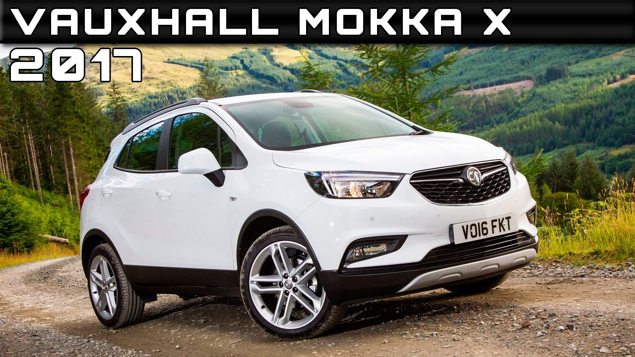 2017 vauxhall mokka x review rendered price specs release. Black Bedroom Furniture Sets. Home Design Ideas