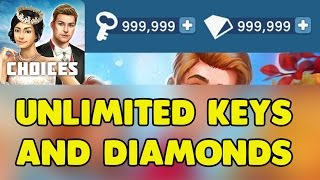 Choices Stories You Play Hack (iOS & Android) – Unlimited Free Keys And Diamonds Cheats