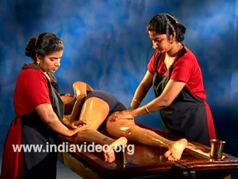 Abhyanga snana treatment in Ayurveda