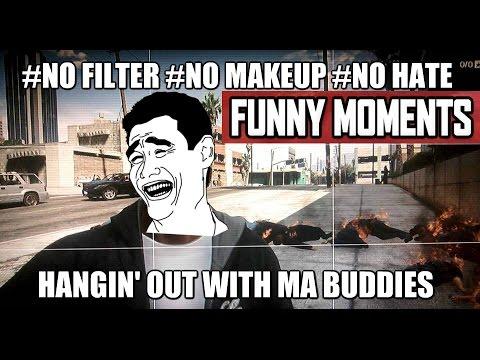Funny Meme Moments : Gta funny moments machete glitches memes youtube