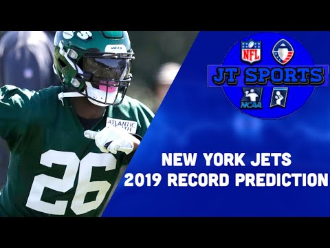 New York Jets Record 2020 New York Jets 2019 Record Prediction | NY Jets 2019 2020 NFL