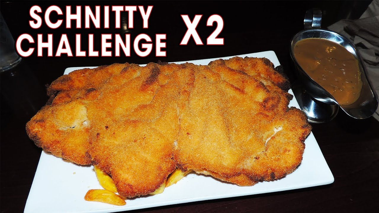 how to cook chicken schnitzel youtube