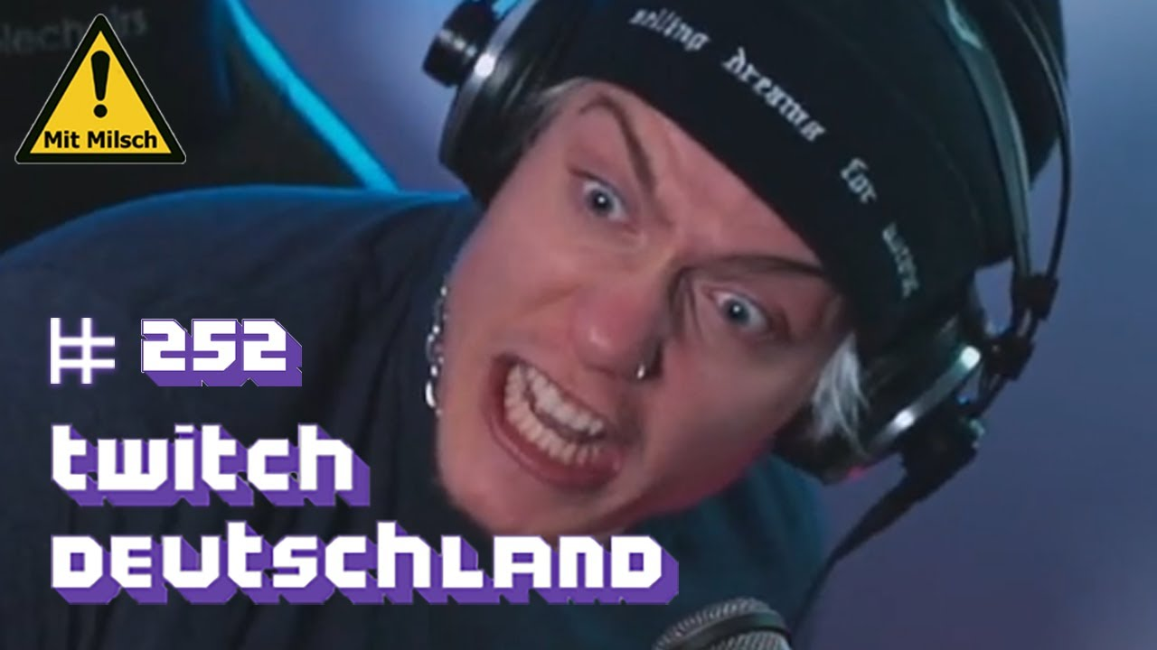 JUST CHATTING TWITCH CLIPS DES TAGES [DEUTSCHLAND/GERMANY] #252