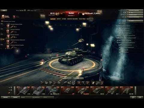 world of tanks lowe matchmaking