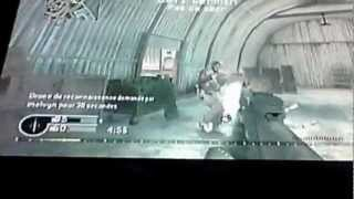 Call of duty modern warfare reflex sur wii gameplay episode 1 présentation de kadiko.