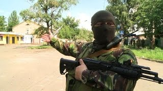 Clashes continue near the east Ukraine city of Donetsk