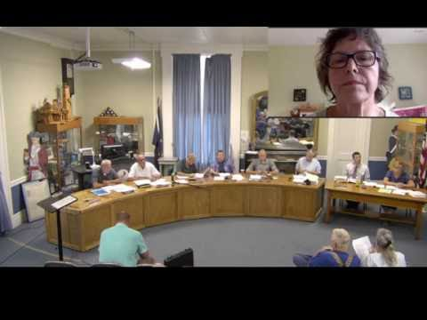 City of Plattsburgh, NY Common Council Meeting  8-25-16