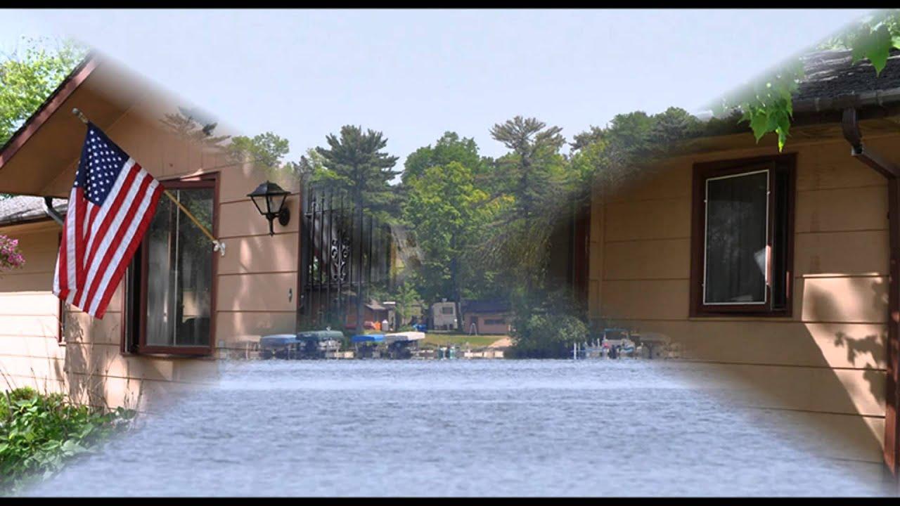 summer breeze resort on farm island lake