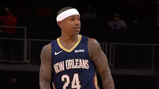 Isaiah Thomas Pelicans Debut! Zion's Lob Blocked! 2020-21 NBA Season