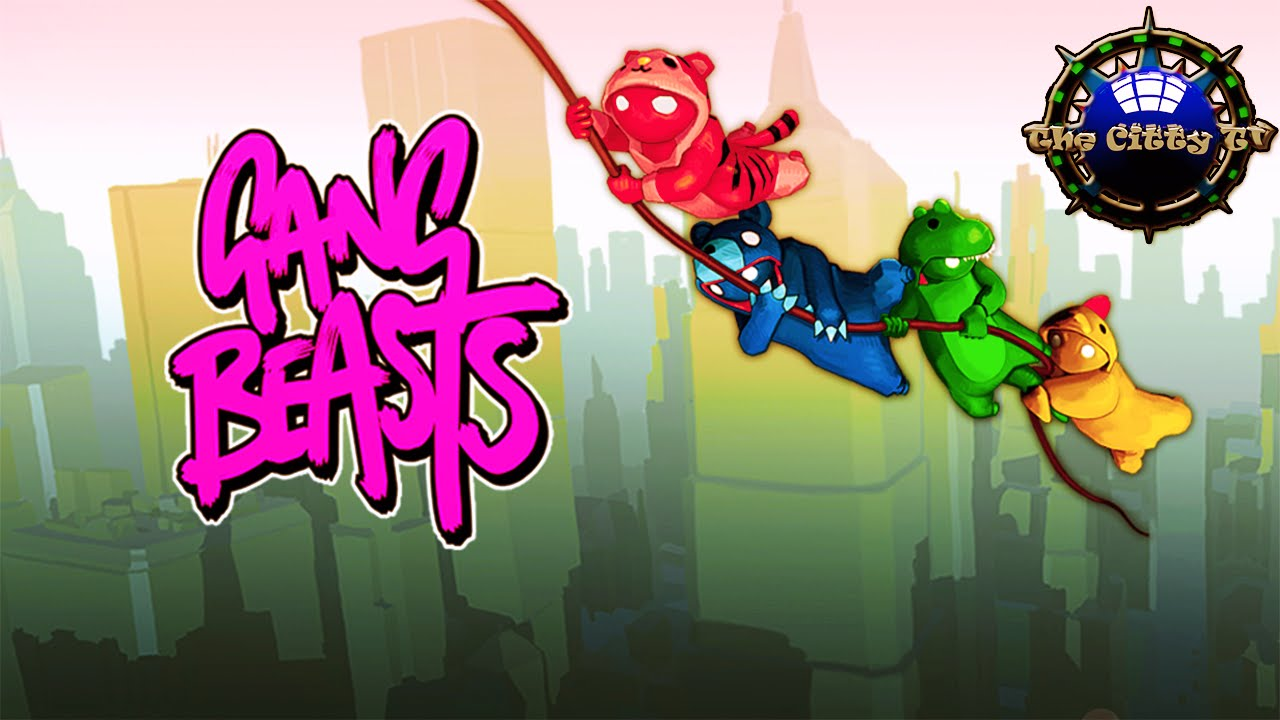 71# tutorial: come scaricare gratis gang beasts v. 1. 0. 7 [by citty.