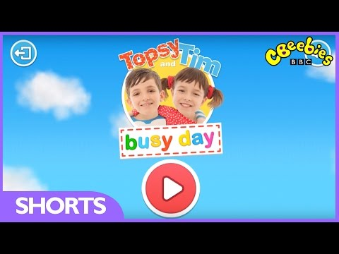 Topsy And Tim Game - CBeebies Playtime App