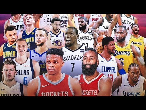 Top 5 Teams With The Best Duos Coming In Nba 2019 2020 Season Veight