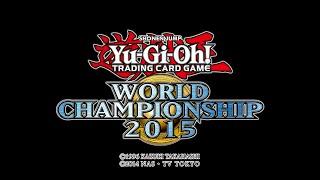 Round1(Swiss Draw) : Yu-Gi-Oh! World Championship 2015