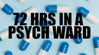 72 hours in a psych ward | SYD WILDER | Confidently Insecure