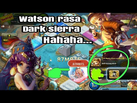 GAME PLAY watson,with awaken reaper bearRasa Dark sierra, LETS GETRICH