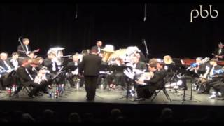 From Ancient Times - Jan Van der Roost - Paris Brassband